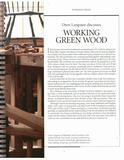 THE ART OF WOODWORKING 木工艺术第11期第8张图片
