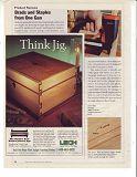 American Woodworker 第86期第10张图片
