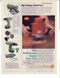 American Woodworker 第86期第11张图片