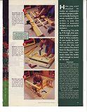 American Woodworker 第86期第29张图片