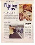 American Woodworker 第86期第55张图片