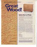 American Woodworker 第86期第74张图片