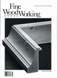 Fina woodworking 第35期