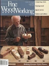 Fina woodworking 第126期
