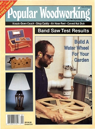 Popular Woodworking 第68期
