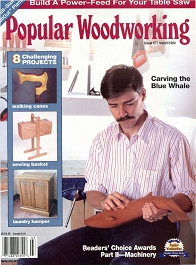 Popular Woodworking 第77期