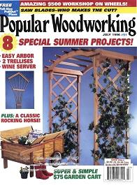 Popular Woodworking 第91期