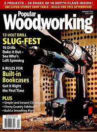 Popular Woodworking 第132期
