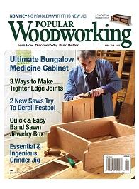 Popular Woodworking 第175期