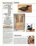 Popular Woodworking 第81期第4张图片