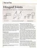 Popular Woodworking 第81期第18张图片