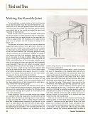 Popular Woodworking 第81期第20张图片