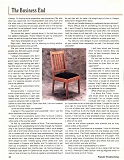 Popular Woodworking 第81期第30张图片