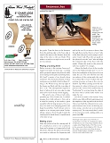 Popular Woodworking 第121期第16张图片