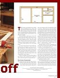 Popular Woodworking 第121期第37张图片