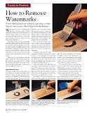 Popular Woodworking 第121期第58张图片