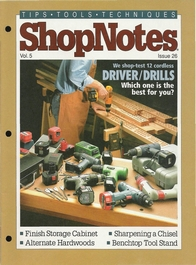 Shopnotes 第26期