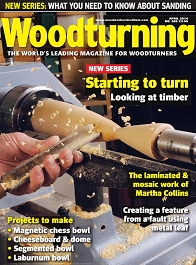 WoodTurning 第265期
