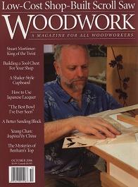Woodwork 2006年 第10期