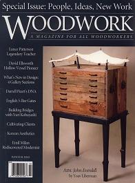 Woodwork 2010年 第13期