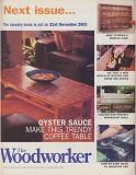 Woodwork 2003年 第12期第75张图片