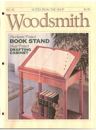 Woodsmith 第82期
