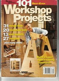 100+ Woodworking Tips & Techniques