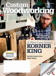 Custom Woodworking Business 10 2013