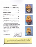 Carving Compact Caricatures_雕刻紧凑漫画 木雕第4张图片
