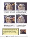 Carving Compact Caricatures_雕刻紧凑漫画 木雕第17张图片
