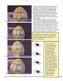 Carving Compact Caricatures_雕刻紧凑漫画 木雕第32张图片