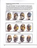 Carving Compact Caricatures_雕刻紧凑漫画 木雕第34张图片