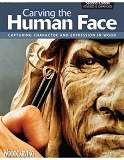 Carving the Human Face- Capturing Character and Expression in Wood第1张图片