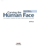 Carving the Human Face- Capturing Character and Expression in Wood第5张图片