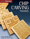 Chip Carving Expert Techniques and 50 All-Time Favorite Projects第1张图片