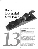 Making & Modifying Woodworking Tools_製作与修改木工刀具第103张图片
