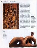 Rez'ba po derevu木雕。实用手册 2004第15张图片