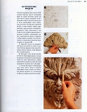 Rez'ba po derevu木雕。实用手册 2004第22张图片