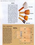 Rez'ba po derevu木雕。实用手册 2004第29张图片