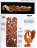 Rez'ba po derevu木雕。实用手册 2004第60张图片