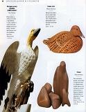 Rez'ba po derevu木雕。实用手册 2004第67张图片