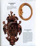 Rez'ba po derevu木雕。实用手册 2004第70张图片