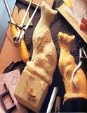 Rez'ba po derevu木雕。实用手册 2004第71张图片