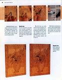 Rez'ba po derevu木雕。实用手册 2004第77张图片