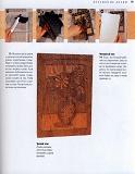 Rez'ba po derevu木雕。实用手册 2004第78张图片