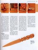 Rez'ba po derevu木雕。实用手册 2004第84张图片