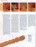 Rez'ba po derevu木雕。实用手册 2004第85张图片