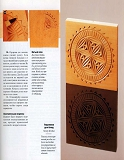 Rez'ba po derevu木雕。实用手册 2004第92张图片