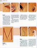 Rez'ba po derevu木雕。实用手册 2004第111张图片