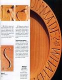 Rez'ba po derevu木雕。实用手册 2004第112张图片